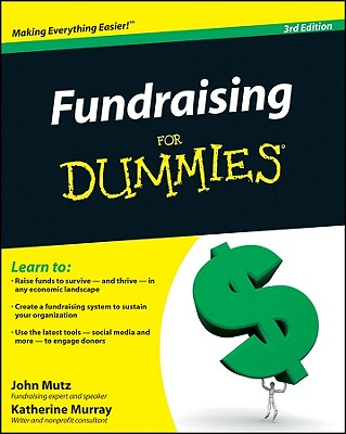 Fundraising for Dummies By Mutz, John/ Murray, Katherine